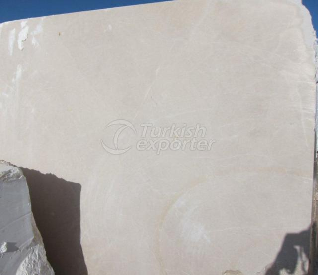 Excellent White Gold Beige Marble