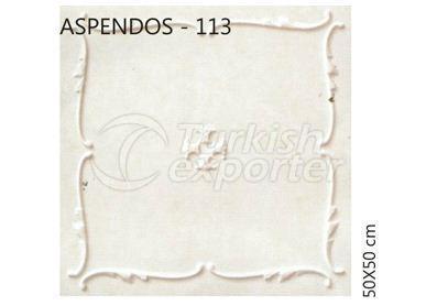 أغطية السقف اسبندوس - 113