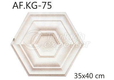 ديكورات جصية سقفية r AF.KG-75