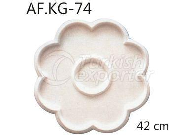 ديكورات جصية سقفية  AF.KG-74