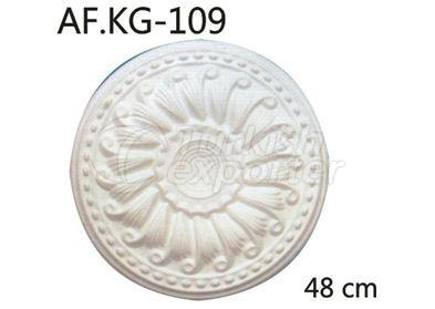 ديكورات جصية سقفية  AF.KG-109