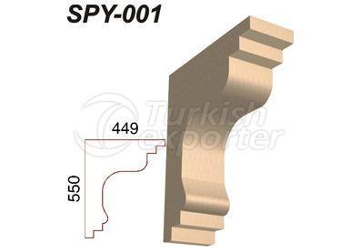 ديكورات جصية  SPY-001
