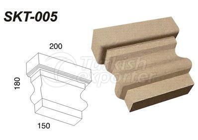 ديكورات جصية  SKT-005