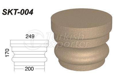 ديكورات جصية  SKT-004
