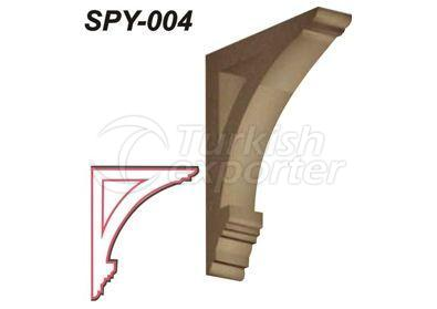 ديكورات جصية   SPY-004