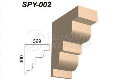 ديكورات جصية   SPY-002