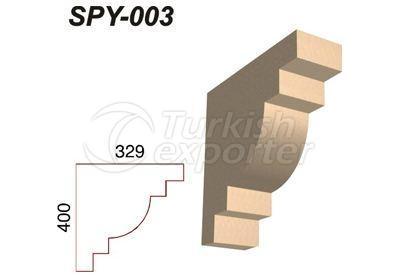 ديكورات جصية   SPY-003