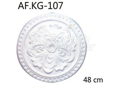 ديكورات جصية سقفية AF.KG-107