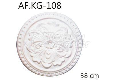 ديكورات جصية سقفية  AF.KG-108