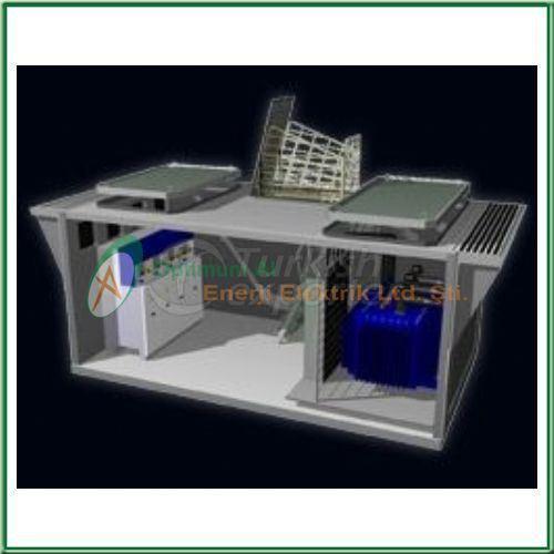Concrete Kiosk 3