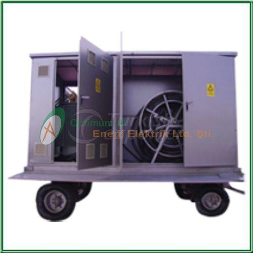 Metal Sheet Kiosks 1