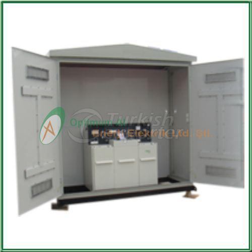 Metal Sheet Kiosks 3