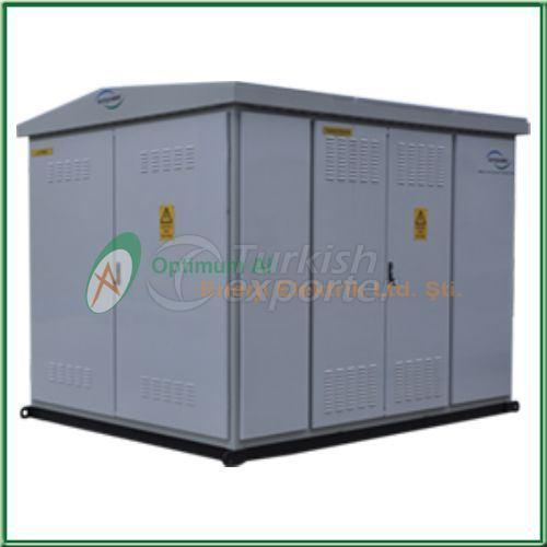 Metal Sheet Kiosks 2