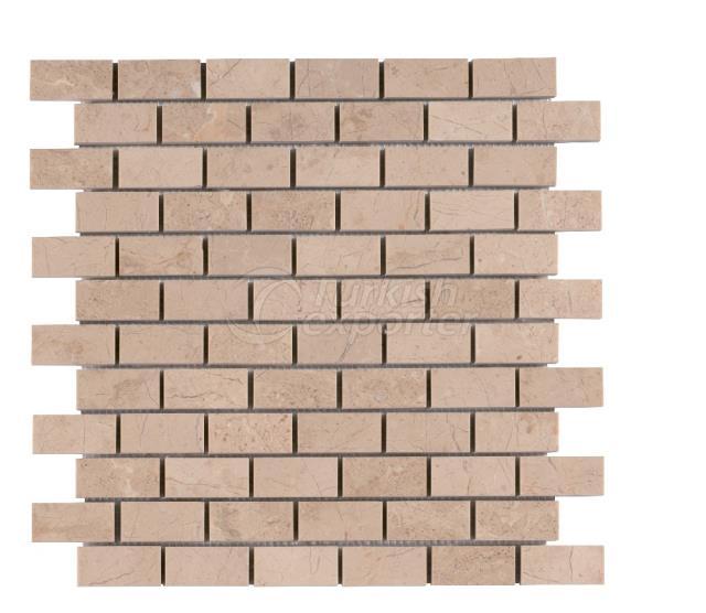 2,3x4,8 Bursa Beige Mosaic
