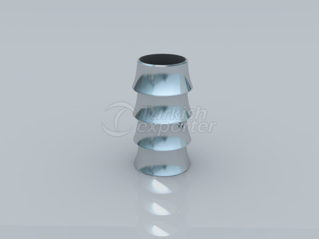 Decorated Fittings M13-01-B