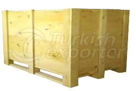 Wooden Export Crate