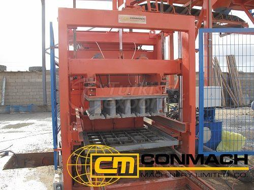 Automatic Block-Interlock Machine