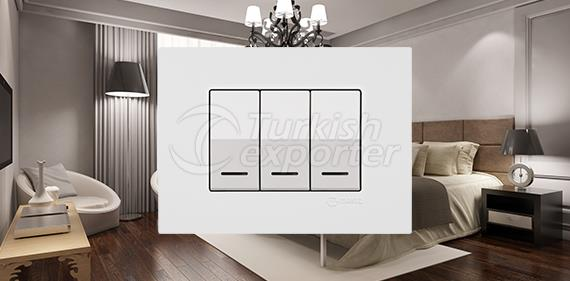 Wall Switches  -Modular Series