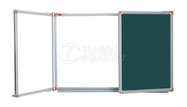 Blackboard With Doors