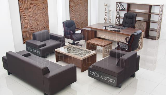 Executive Office Set Ottoman VIP