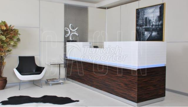 Reception Desk Hummer