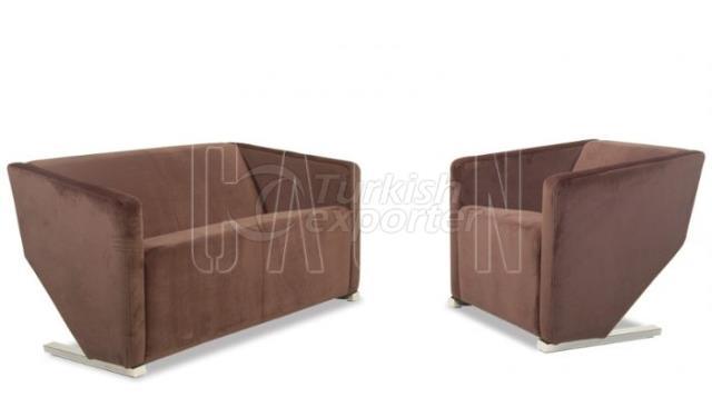 Sofa and Armchair Plaza