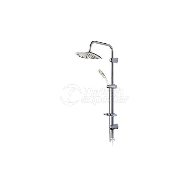 MD-LVFT01 Valencia Top Shower Systems
