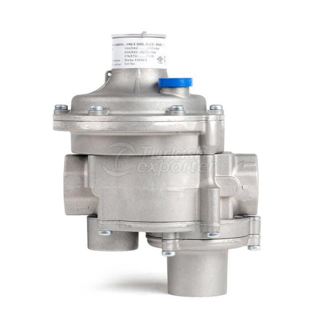 ERG и ERG-E Регулятор давления газа (ESKA)