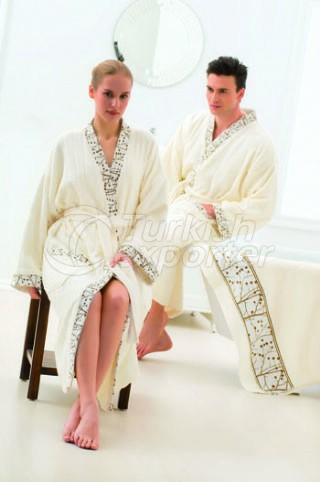 Towel - Bathrobe Sets Wave