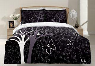 Satin Bedlinen Papillion