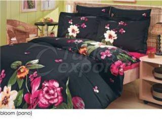 Satin Bedlinen Bloom (Pano)