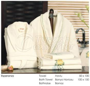 Bathrobe Sets Esperanza