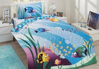 Ranforce Bedlinen Happy Fish