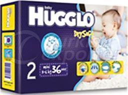Hugglo Standard Baby Diaper