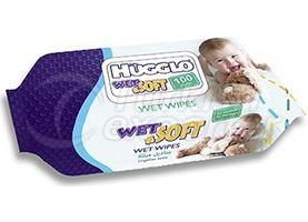 Hugglo Wet Wipes 100pcs