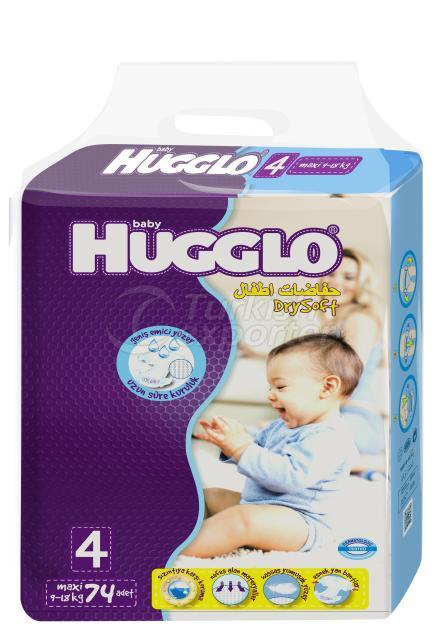 HUGGLO BABY DIAPER