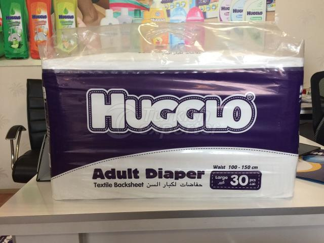 HUGGLO ADULT DIAPER