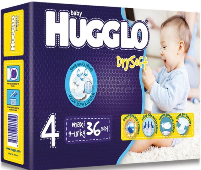 hugglo maxi baby diaper