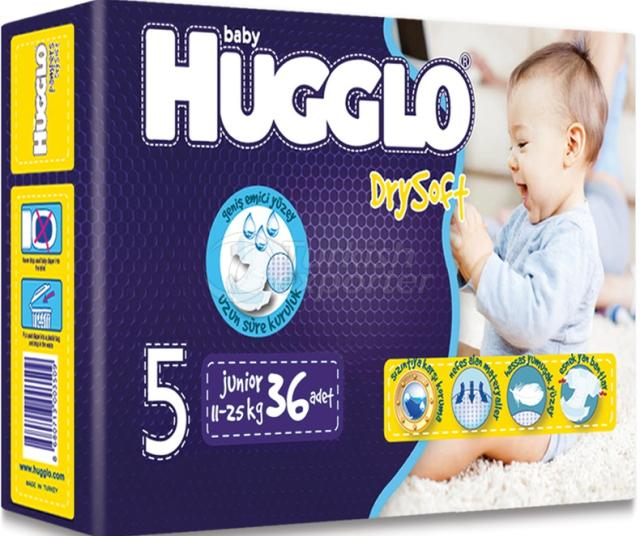 hugglo junıor baby diaper