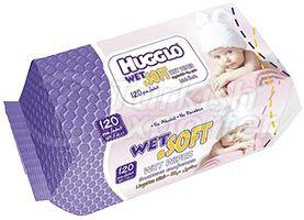 Hugglo Wet Wipes 120pcs
