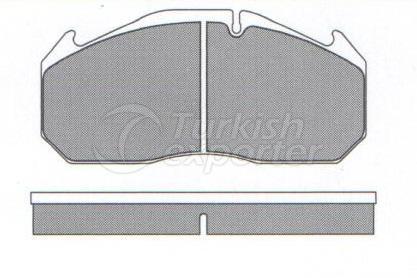 Brake Pad - WVA 29030