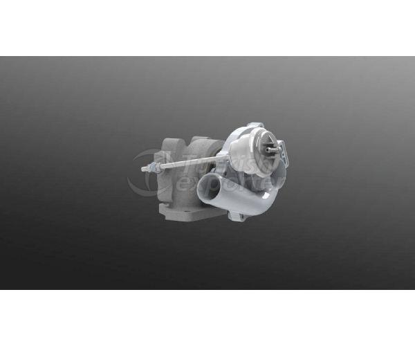 Turbo Charger for Renault cars
