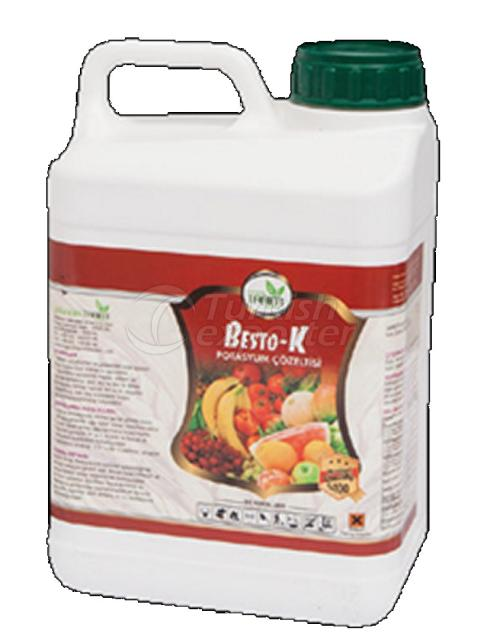 NPK Liquid Fertilizer BESTO – K