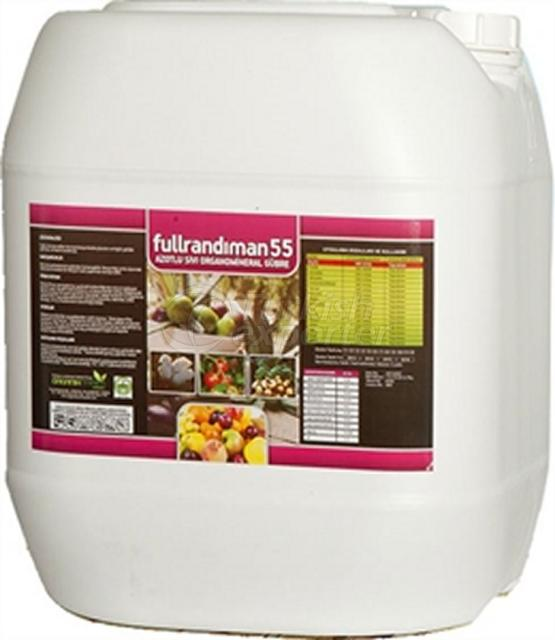 Organamineral Fertilizers
