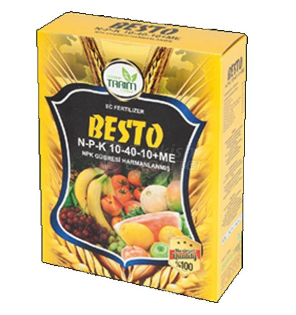 NPK Powder Fertilizers Besto