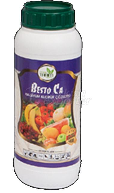 Liquid Fertilizer With Secondary Nutrient BESTO CA
