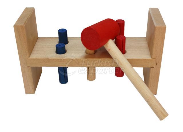 Hammer Pegs
