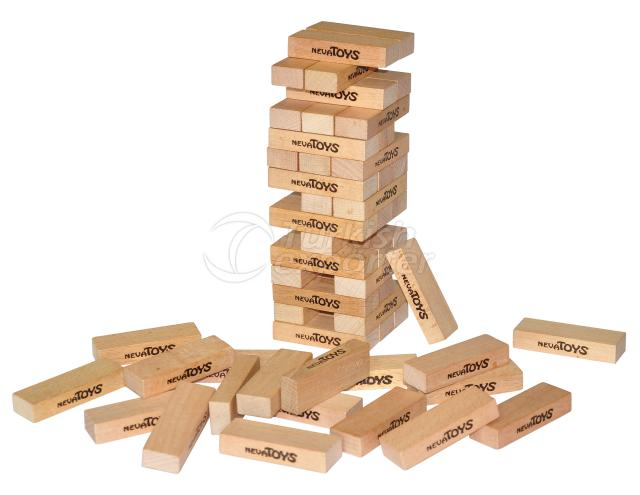 Wooden Balance Blocks
