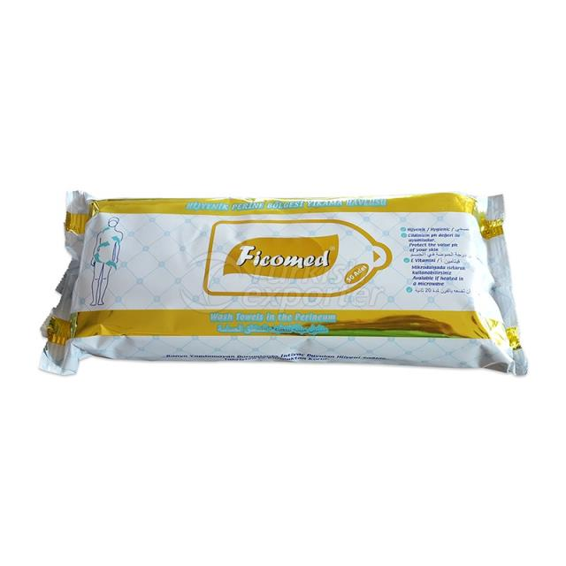 Ficomed Perineum Wash Towel