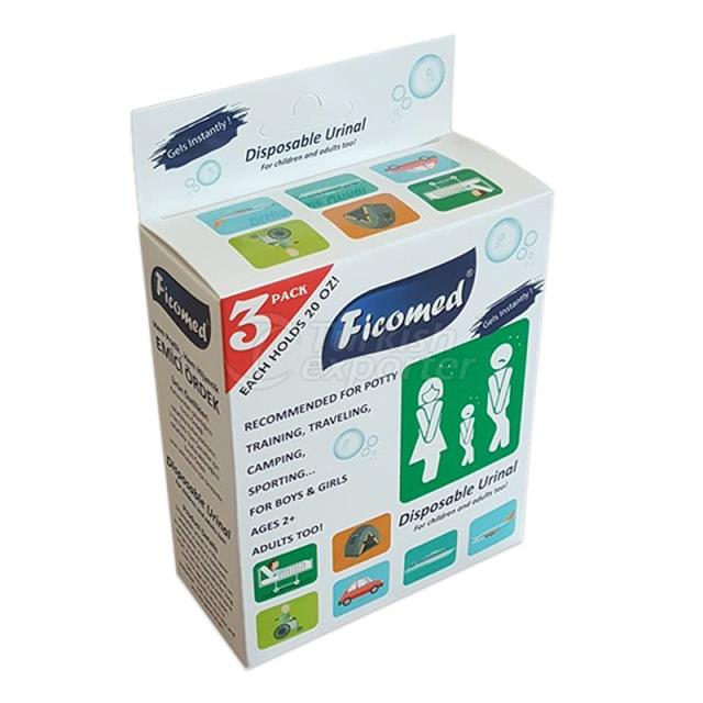 Ficomed Disposable Urinal
